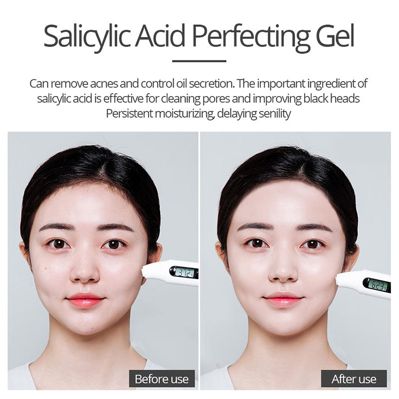 Facial Massage Moisturizing Cream Skin Care Salicylic Acid
