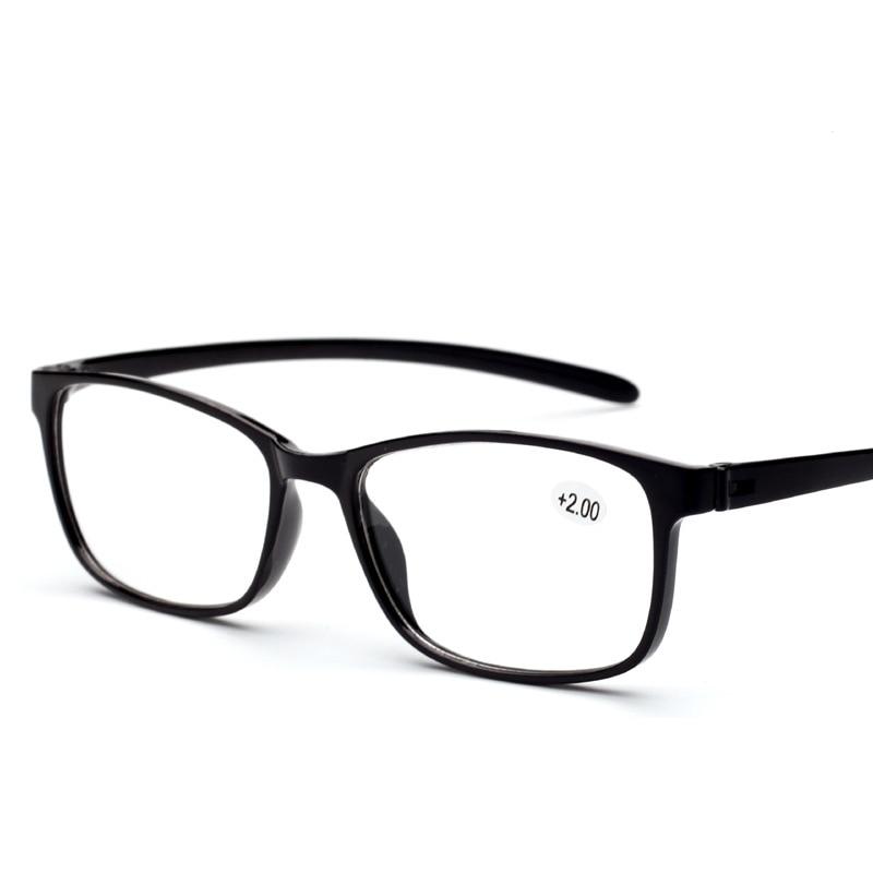 Ultralight Presbyopia Lenses Women Men Reading Glasses Presbyopic Glasses Unisex Eyeglasses +1.0 1.5 2.0 2.5 3.0 4.0