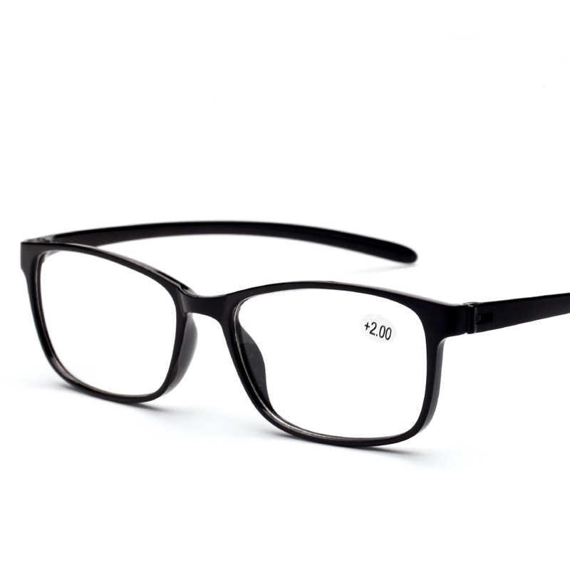 ac8955b5585 Ultralight Presbyopia Lenses Women Men Reading Glasses Presbyopic Glasses  Unisex Eyeglasses +1.0 1.5 2.0 2.5