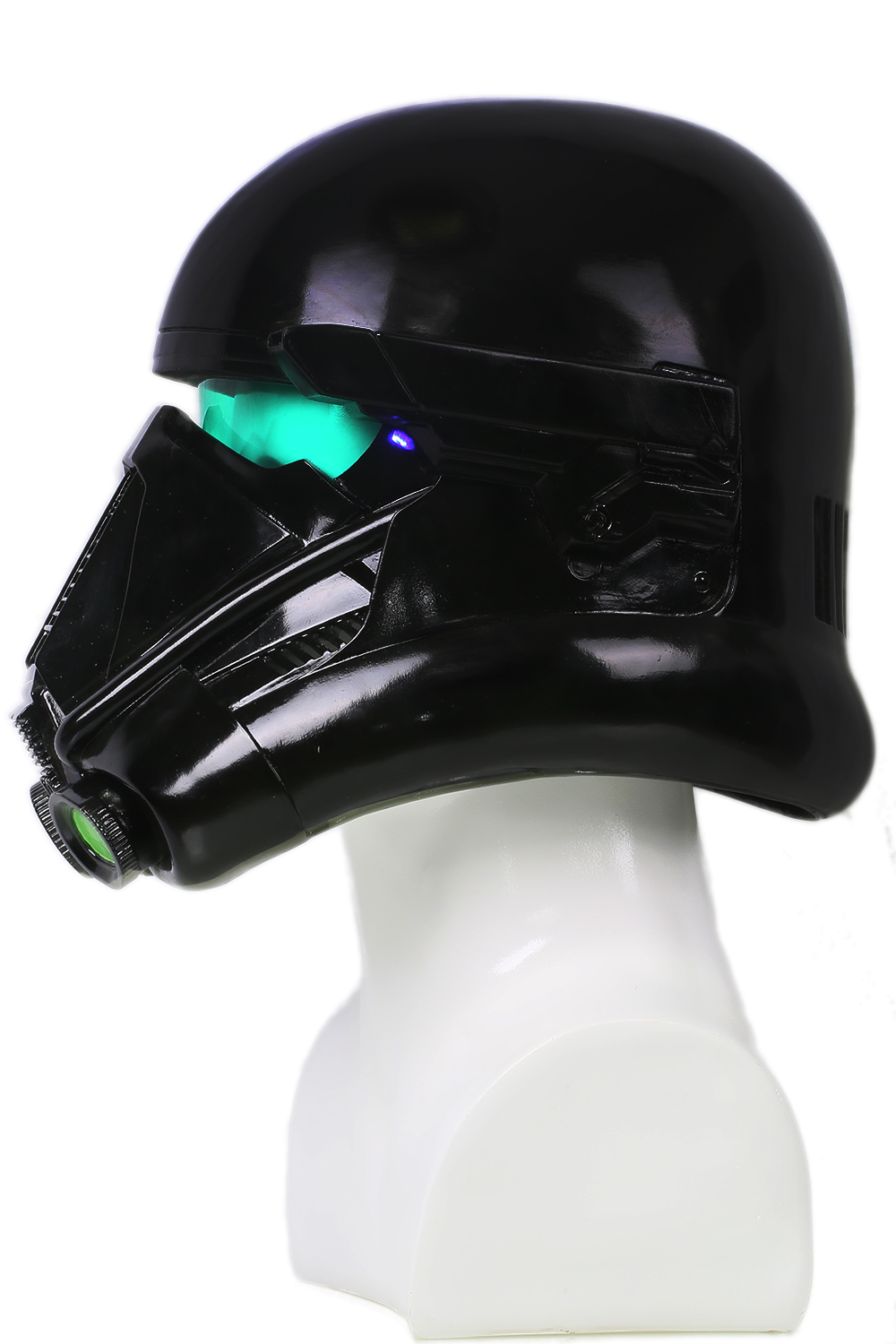 buy death troopers helmet full head mask. Black Bedroom Furniture Sets. Home Design Ideas