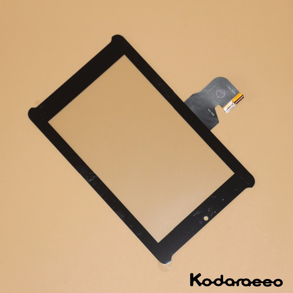 kodaraeeo For <font><b>Asus</b></font> Fonepad 7 LTE ME372 ME372CG <font><b>K00E</b></font> Touch Screen Digitizer Glass Panel Replacement Black image