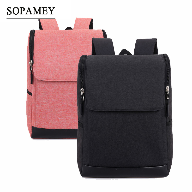 SOPAMEY 2017 Canvas Backpack Men Women School Bag Teens Laptop Notebook Rucksacks Travel Bags Fashion Nylon Girls Boys Backpack cool urban backpack for teenagers kids boys girls school bags men women fashion travel bag laptop backpack