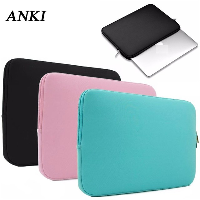 Liner sleeve case For apple Macbook Air Pro retina 11 12 13 15 For Dell xiaomi Notebook 14 15.6 Computer cover Laptop Bag