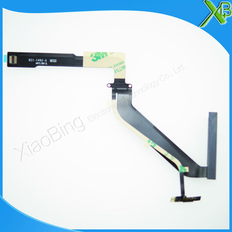 Brand New 821 1492 A Hdd Hard Drive Flex Cable For Macbook