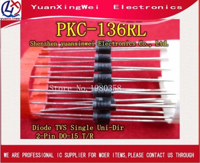 Livraison gratuite PKC 136 DIODE téléviseurs 160 V/700 V DO 15 pkc136 PKC 20 pièces