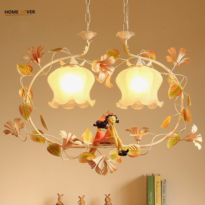 Modern Pendant Light for home decoration living room ceiling lamp luminarias para sala iron with lampshade lustres e pendentes