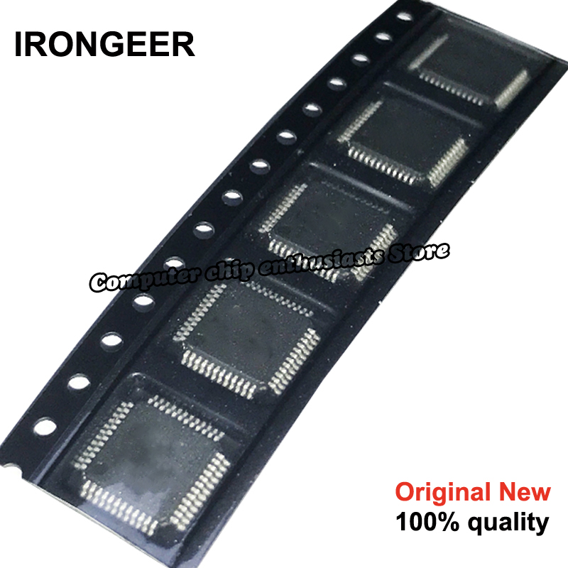 10PCS STM32F103C8T6 LQFP48 STM32F103C8 QFP ARM New And Original IC