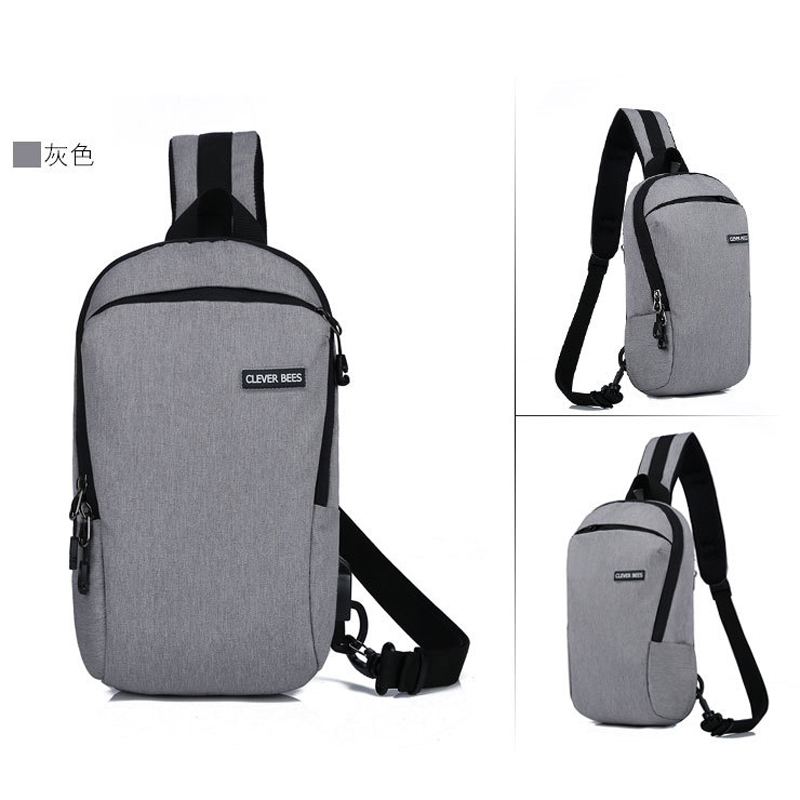 Messenger For Cross Body Crossbody Women Men Shoulder Chest Sling Bag Male Female Hand Handbag Purse Waist Sac A Main Sale Walle