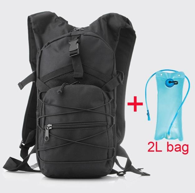 New Bladder Hydration Backpacks Camping Hiking Water Bag Bike Bicycle Cycling Camel Water Bladder bag 2L