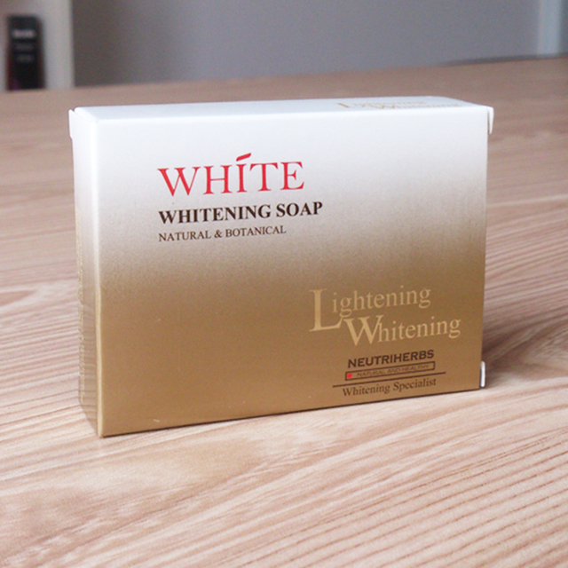 Face Whitening Wash Soap Beauty Handmade Anti Acne Soap Scented Soap Reduces Dark Spot Skin Care 3