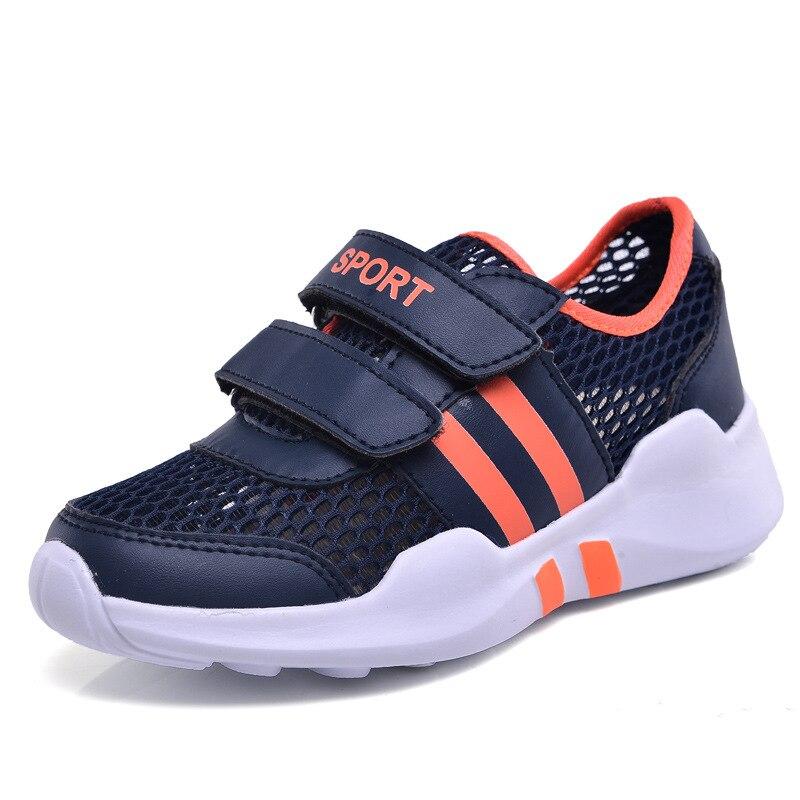 ea8f3a53bb Dziecko wygodne lekkie lekkie oddychające buty sportowe dla dzieci ...