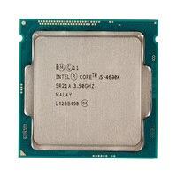 Intel Core i5 4690K Quad Core CPU Processor 3.5GHz/ 6MB/ Socket LGA 1150
