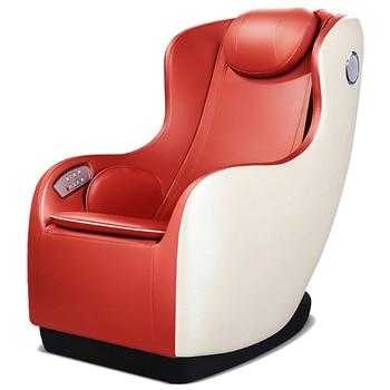 Healthforever Brand L-rail Electric Portable Mini 3d Massage Chair