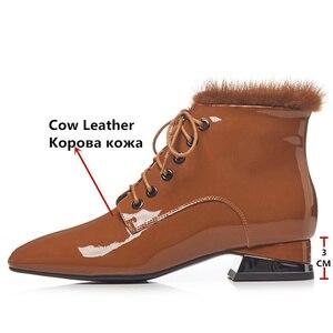 Image 3 - FEDONAS مثير حذاء نسائي بكعب عالٍ حذاء من الجلد جلد طبيعي كورس تعادل ساحة تو أحذية الحفلات الزفاف امرأة الإناث الأساسية الأحذية