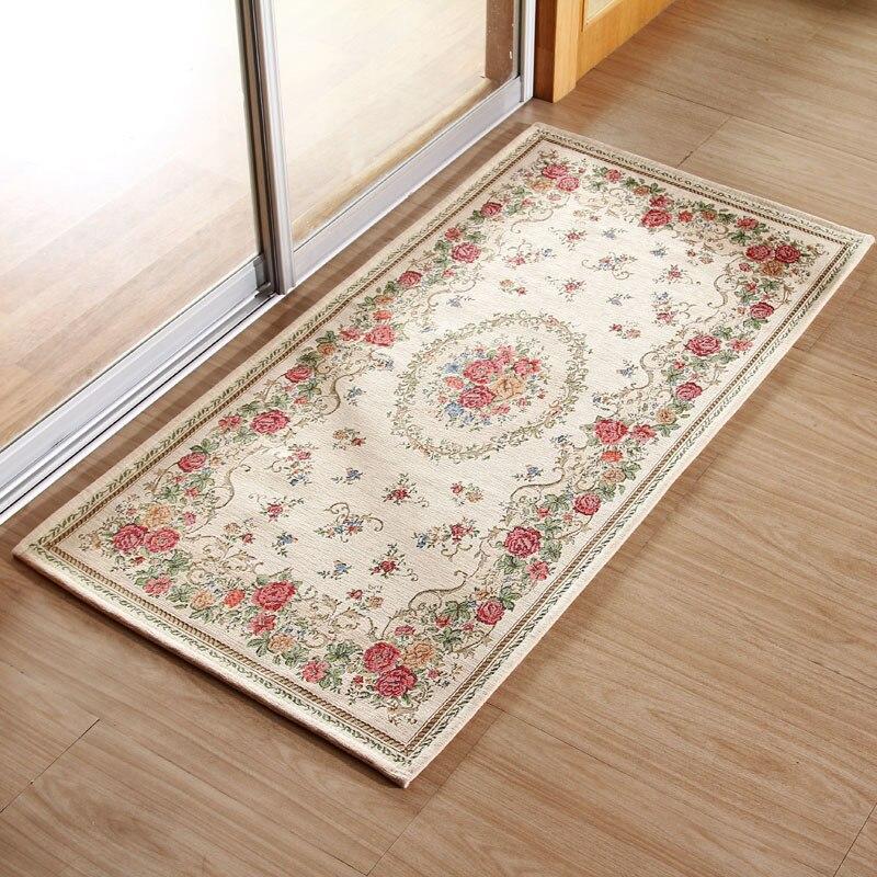 Off-white rug lepard print runner solid color carpet