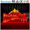 Leeman DIY P6 полноцветный RGB из светодиодов SMD видеостены P5.2 крытый ик-светодиодов tage экран P3 P4 P5 P6 из светодиодов экран / аренды литья