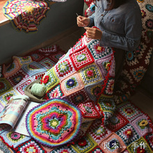 Häkelmuster Decke Kaufen Billighäkelmuster Decke Partien Aus China
