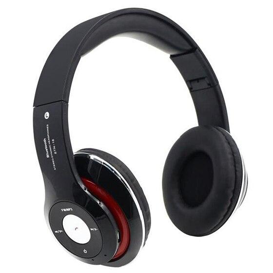 HOT-4 IN 1 Multifunction Headphones Bluetooth Wireless Stereo Headphones Sport Music MP3 MP3 Insert Micro-SD/TF/FM Card aj 81 wireless bluetooth v2 1 mp3 speaker w tf fm micro usb for iphone more black white