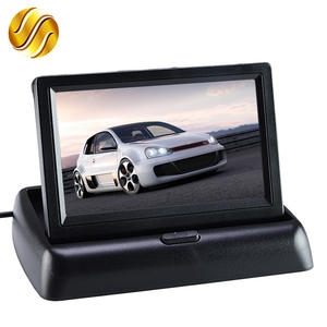 "4.3 ""Display 4.3 Inch HD Screen Car Monitor for Rear View Camera"