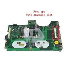 NOKOTION MBASZ0B001 MB. ASZ0B. 001 аккумулятор большой емкости для acer aspire 8930 8930G материнская плата ноутбука DDR3 с графикой слот 6050A2207701-MB-A02