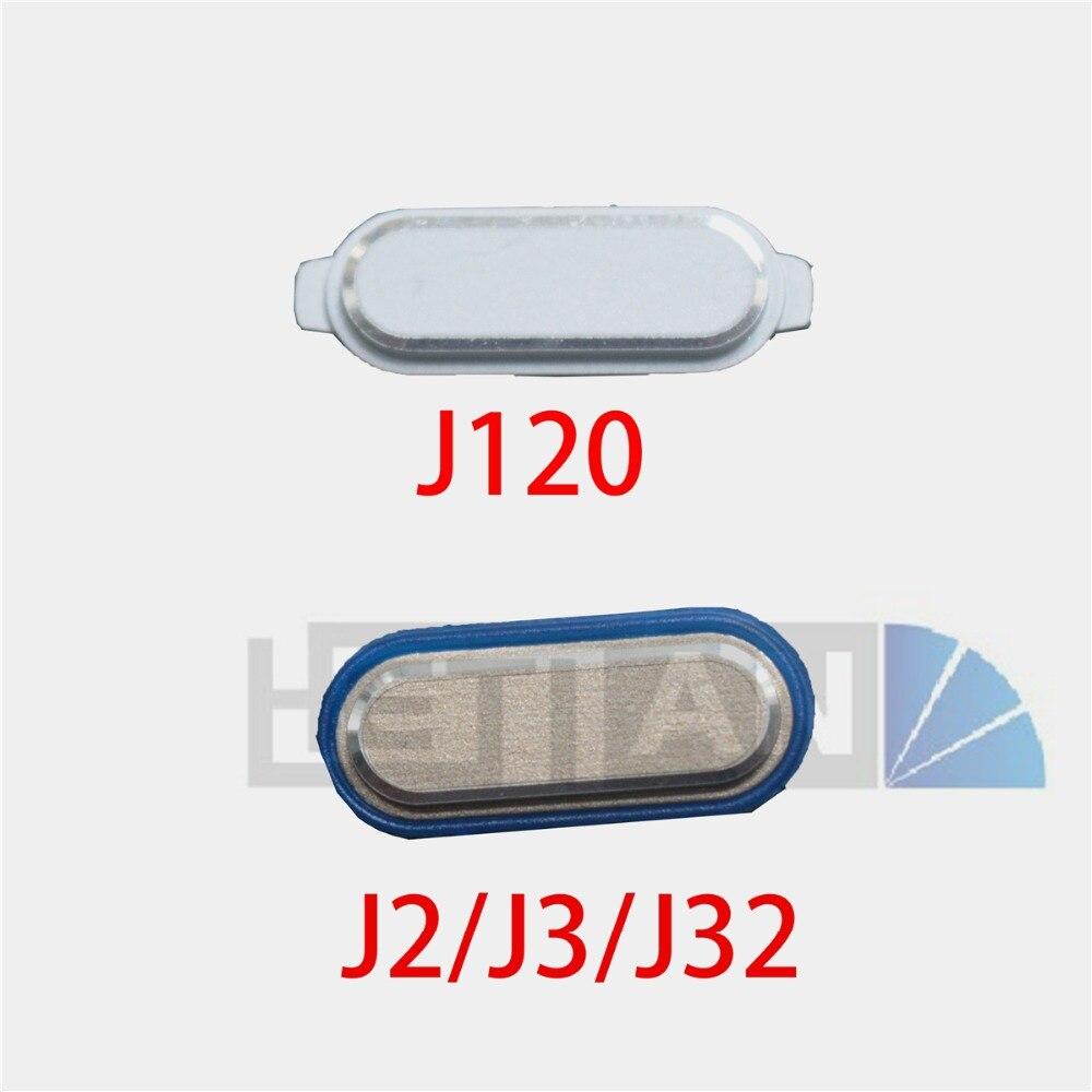2pcs For Samsung Galaxy j1 J100 J2 j200 J3 j320 j320F J120 Home Button Return Key Keypad