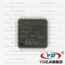 5PCS 10PCS 50PCS STM8S207S8T6C STM8S207S8T6 STM8S207 QFP44  Free shipping best match
