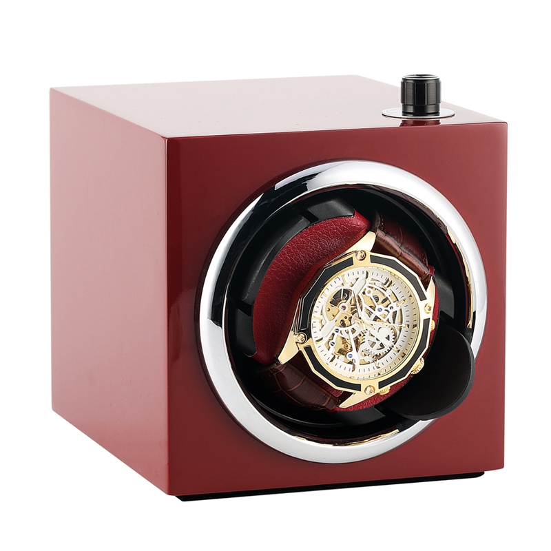 Watch Winder Self Rotating Adjustable Speed Electric Silent Motor Watch Holder Shaker Electric Winder Box With Automatic Winding|Watch Winders| |  - title=