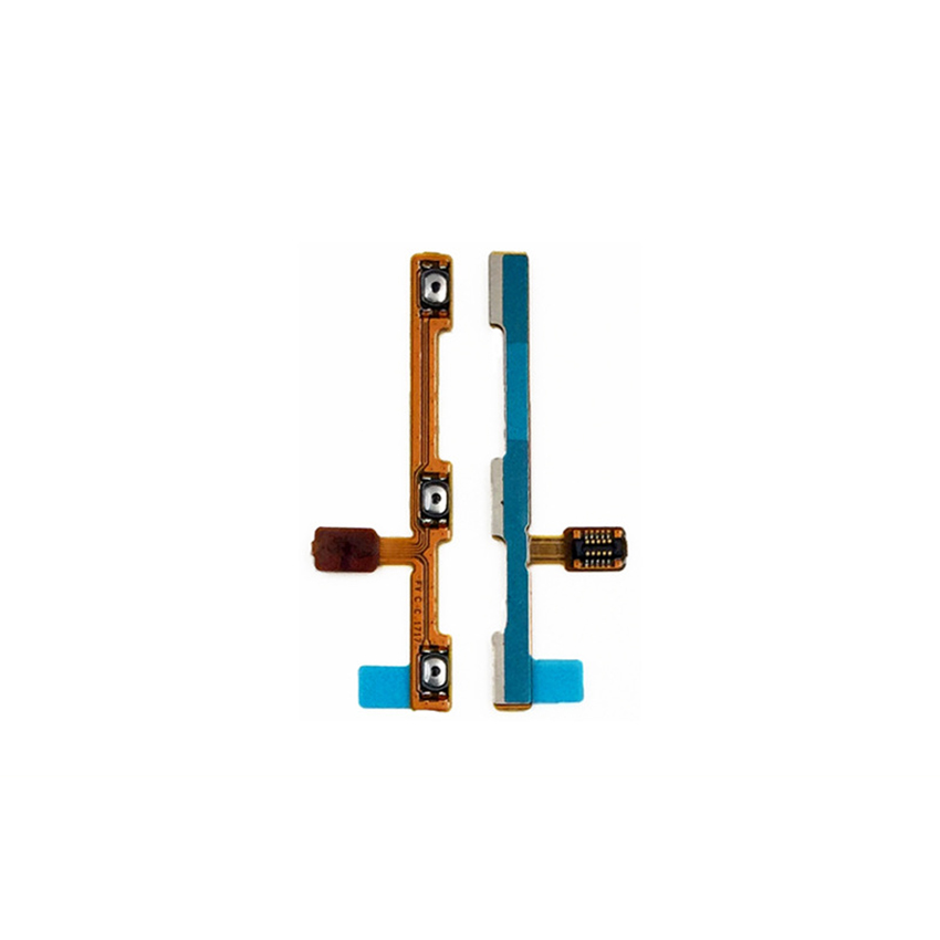 100% Tested  For Huawei P10 Lite Power On Off Volume Up Down Switch Key Button Flex Cable Replacement