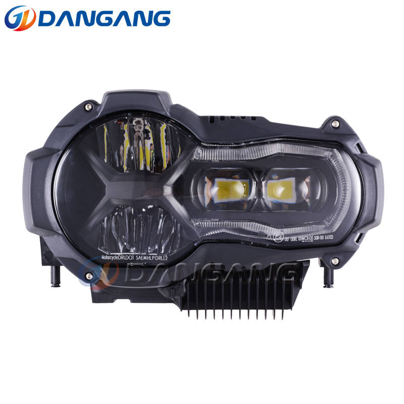 Led Headlight Lamp Assembly Complete For BMW R1200GS Motorcycle