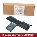 11.1 v 3280 mah batería para acer aspire s3 s3-951 original ap11d3f ultrabook s3-391 ms2346 ap11d3f ap11d4f envío 2 años de garantía