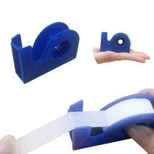 Лента для наращивания ресниц резак Прививка ресниц резка держатель клейкой ленты инструменты для макияжа лента ABS резак 1 шт. случайный цвет