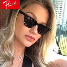 Psacss Sunglasses Women Cat Eye Cute Sexy Famous Luxury Brand Designer Retro Small Frame HD Sun Glasses Lunette De Soleil Femme