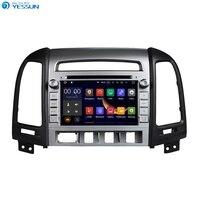 YESSUN Android Radio Car DVD Player For Hyundai SANTA FE 2006 2012 Stereo Radio Multimedia GPS