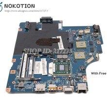 NOKOTION для lenovo G565 Z565 Материнская плата ноутбука NAWE6 LA-5754P Socket S1 DDR3 HD5340 GPU основная плата