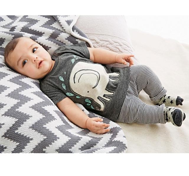 ropa de bebe 6 meses nino