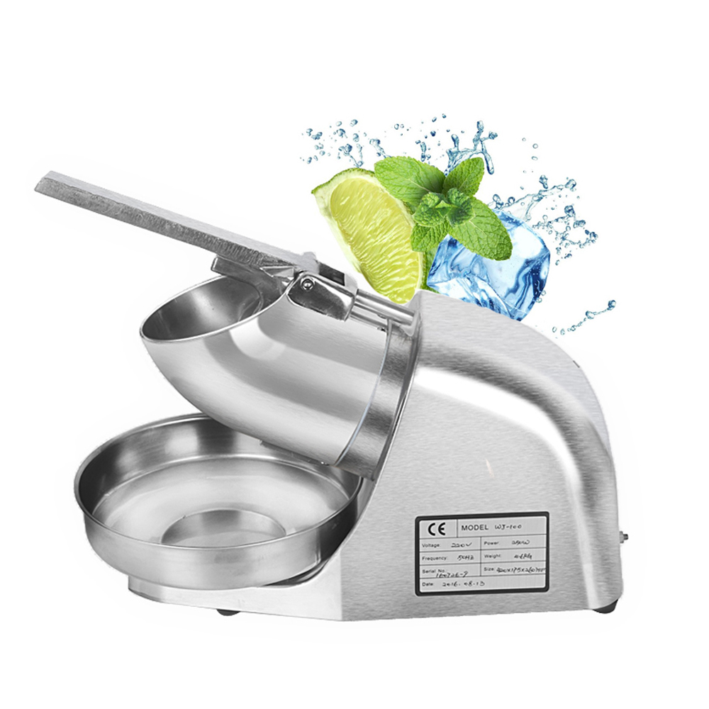 ITOP New Powerful Ice Crushers Stainless Steel Cocktail Maker Shavers Machine Kitchen Tools