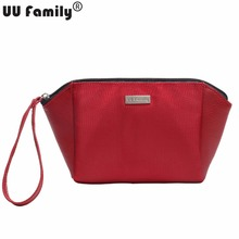 UU Family Water Proof Oxford Cosmetic Wash Bag Women Makeup Bag Organizer Beautician Washing Bag