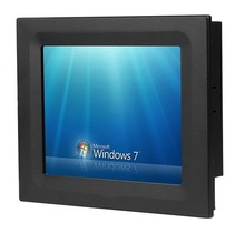 8.4″ industrial panel pc, N2600 CPU, 2GB DDR3 Memory,32GB SSD, Fanless all in one touch screen Panel PC, 8.4″ HMI