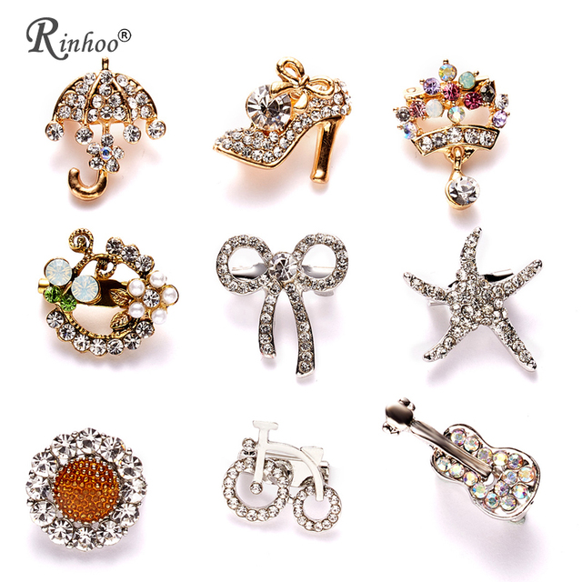 Luxury Variety Pin Brooches Designs For Women