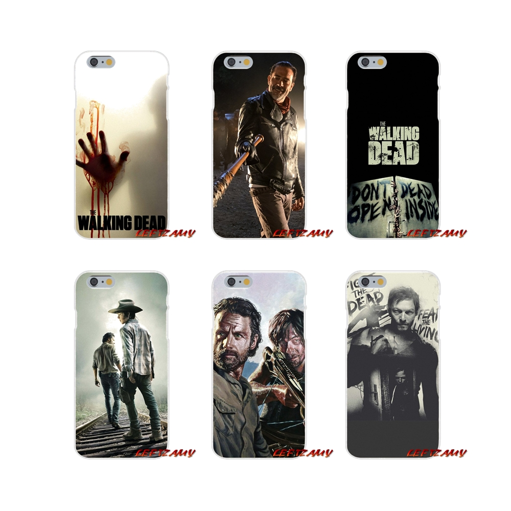 The Walking Dead Accessories Phone Cases Covers For Huawei P Smart Plus Mate Honor 7A 7C 8C 8X 9 P10 P20 Lite Pro