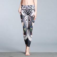 New outdoor sports fitness yoga pants printed Yoga Pants