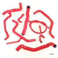 FOR Volkswagen VW GOLF Mk3 VR6 95 98 siliocne hose kits