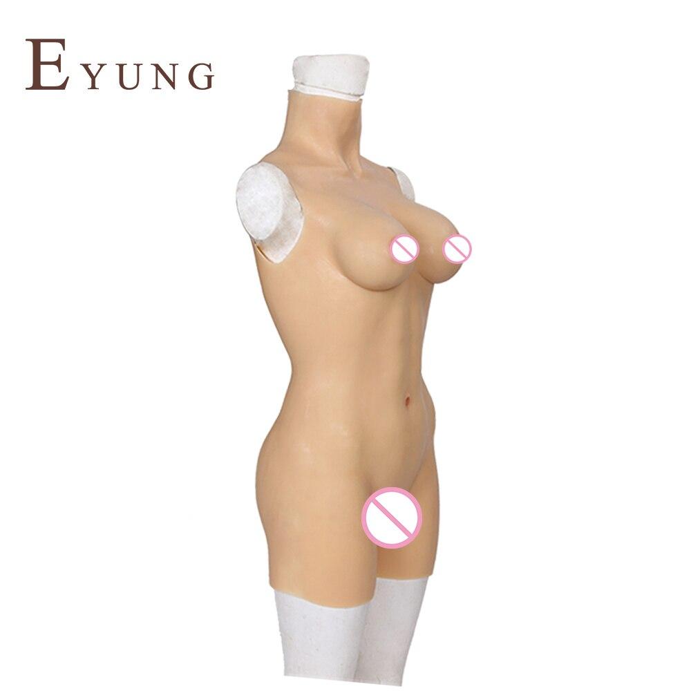 YR-B3-S / L Silikon Buatan Payudara Borang untuk crossdresser - Penjagaan kesihatan - Foto 4