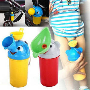 Urinal Potty Travel Toilet Car Vehicular Convenient Baby Baby-Boys-Girls Portable Cartoon