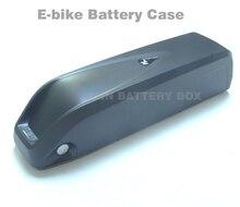 Scatola batteria al litio 36V/48V custodia batteria e bike per pacco batteria agli ioni di litio 36V o 48V 10Ah 15Ah fai da te con supporto per cella 18650 gratuito
