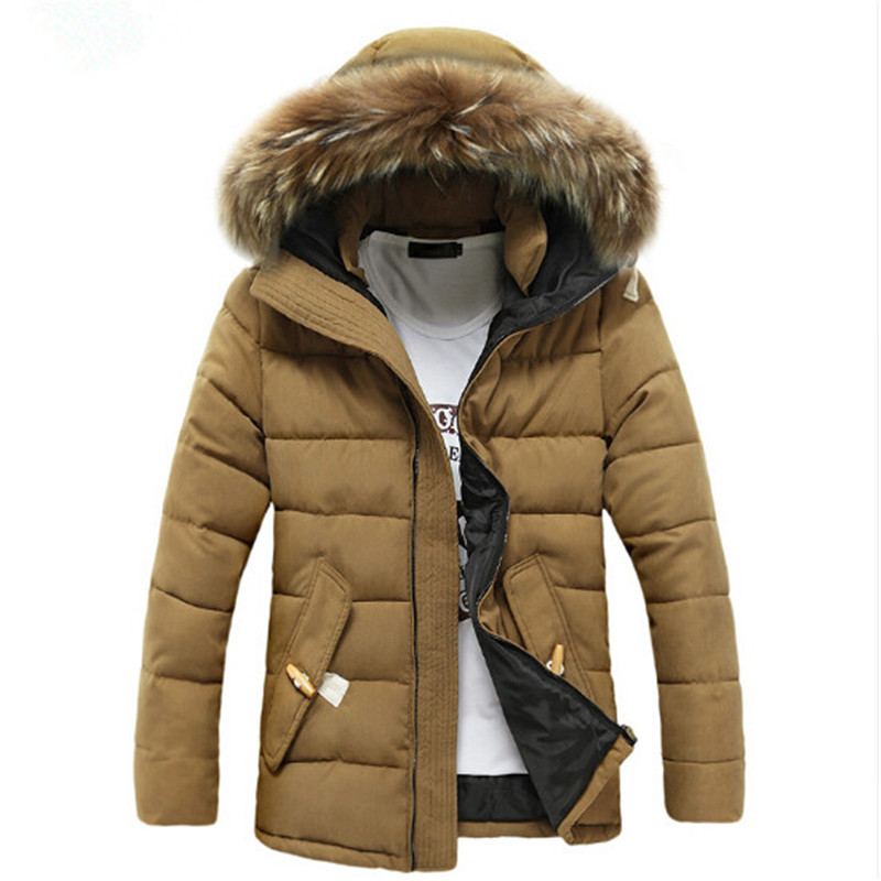 Подробнее о 2017 Men Winter Jacket Hooded Cotton-Down Warm Jackets And Coats Male Casual Thick Outwear Men 2017 men winter jacket hooded cotton down warm jackets and coats male casual thick outwear men