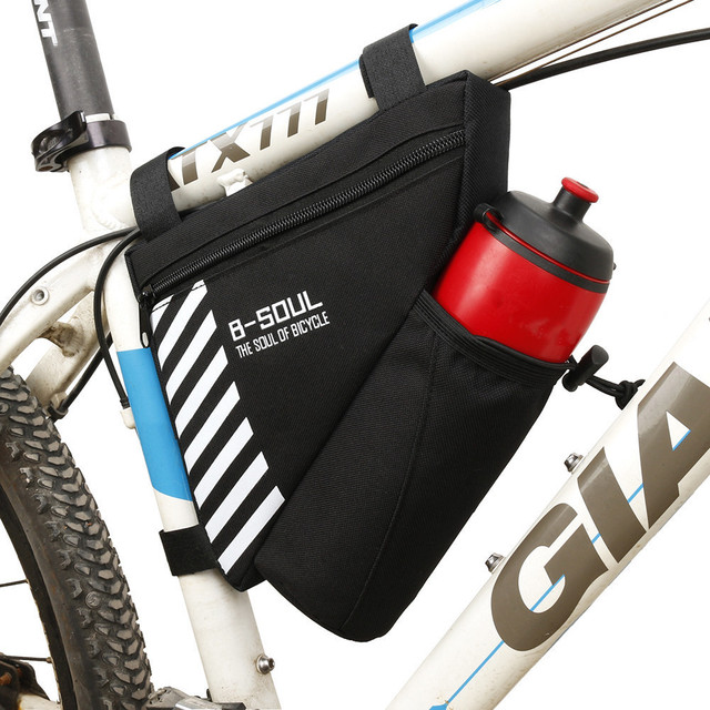 B SOUL 5 Colors Bike Triangle Bag Bicycle Front Frame Bag Cycling ...