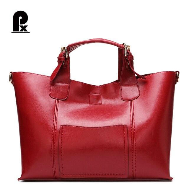d3ef2d97cd3 2016 designer handbags Women Genuine Leather Crocodile Bags Shoulder Bag  big Messenger Bags For Ladies sac pochette femme canta-in Top-Handle Bags  ...