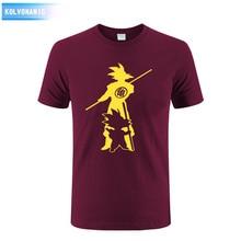 Dragon Ball Z Goku Print T Shirt (21 colors)