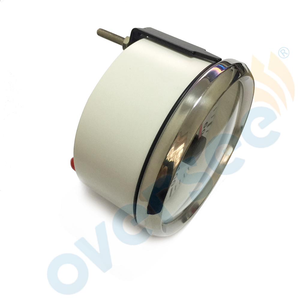 3.5 inches 85mm Oversee GPS speedometer 120KM For Marine Boat Speed Boat Meter (910-00076) 4